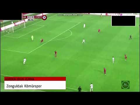 Maç ve Performans Analizi- 1.Gol Organizasyonu ve 2.Geriden Oyun Kurma