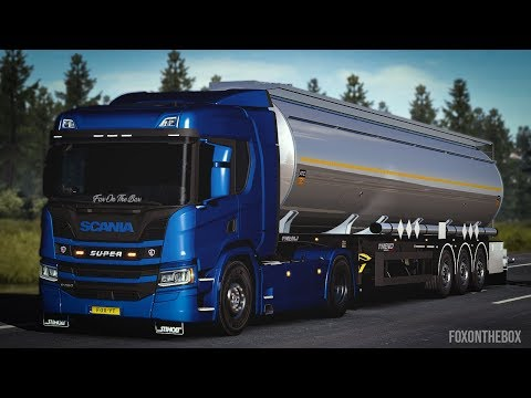 Scania Next Gen P Cab (add-on for R chassis) | Euro Truck Simulator 2 Mod