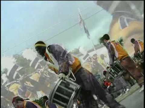 Wilson High School Drumline / Florence, SC - YouTube