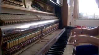 Piano version - Ingenue (Thom Yorke) + sheets!