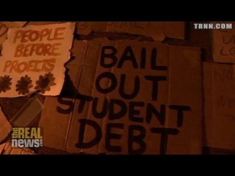 """80 People Arrested at """"Occupy Wall St."""""""