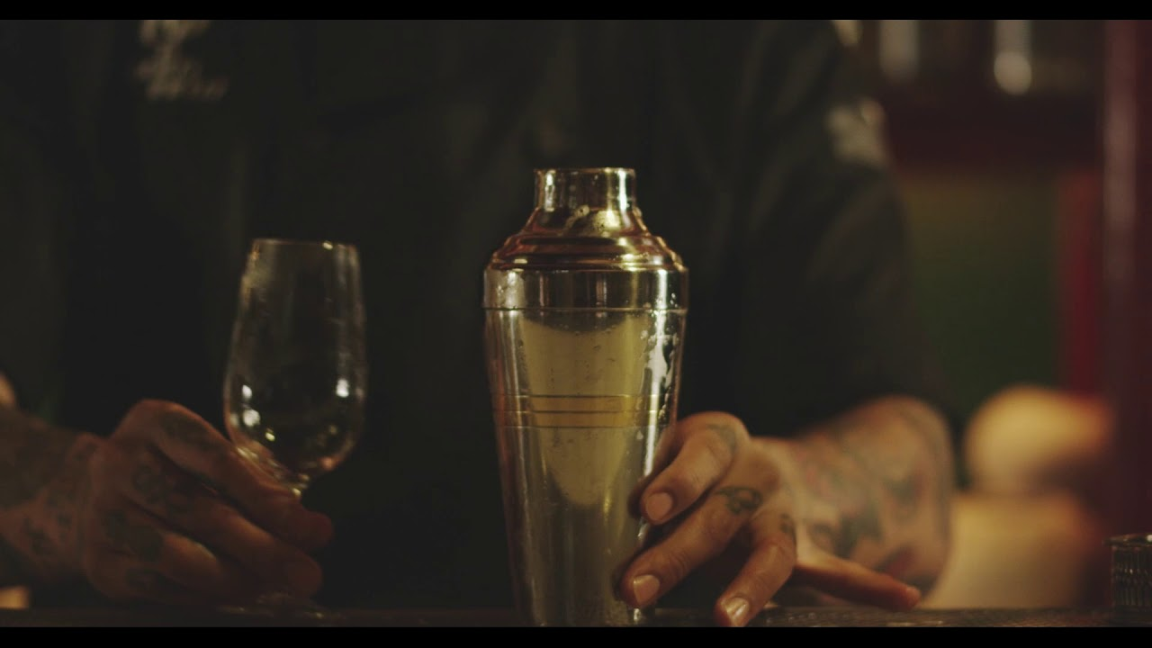 THE CRAFTMASTERS (VIDEO 4). COCKTAIL: Mansueto. BARTENDER: Santi Ortiz