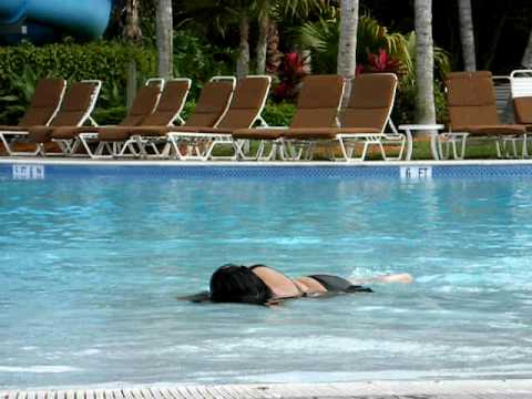 Drunk lady in the pool youtube - Swimming swimming in my swimming pool lyrics ...