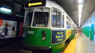 MBTA (Boston): Rail Observations (June 2015)