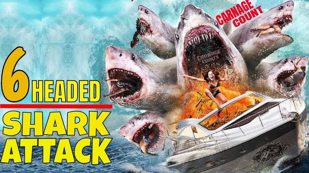 Download 6 Headed Shark Attack | Subtitle Indonesia