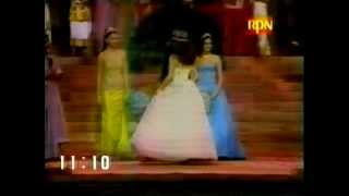 Miss World 1996 Crowning Moment