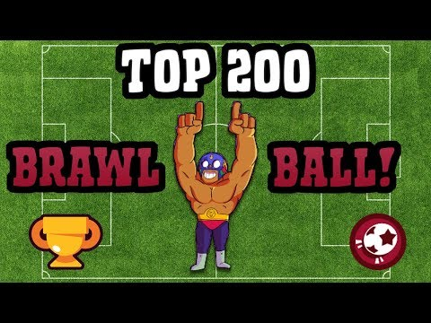 Top 200 Brawl Ball Gameplay & Tips w/ #3 Player Durakh [Brawl Stars]