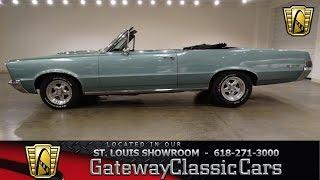#6768 1965 Pontiac GTO - Gateway Classic Cars of St. Louis