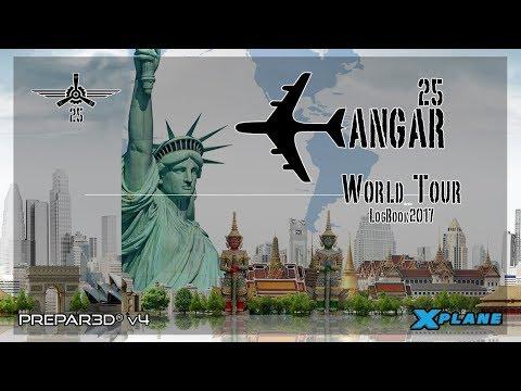 X Plane 11 | A320-214 BAW | FRANKFURT ( EDDF ) → GATWICK ( EGKK )  | LOGBOOK#8/1 [ HANGAR_25 ]