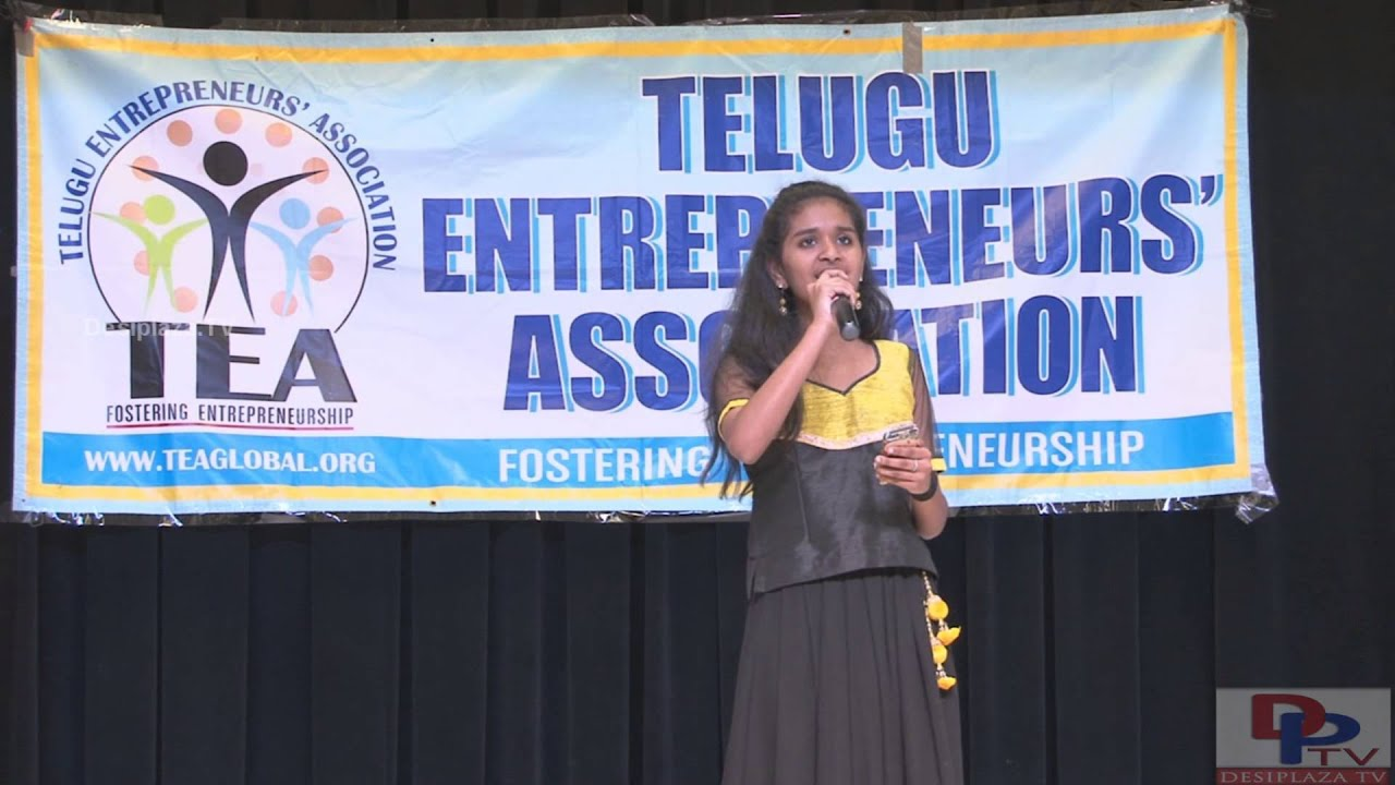 Singers Performances at TEA Women Entrepreneurs Seminar