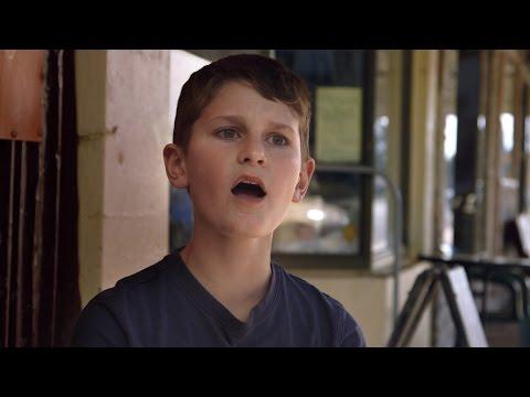 "WIDE OPEN SKY - clip - ""Mack Sings For Choir"""