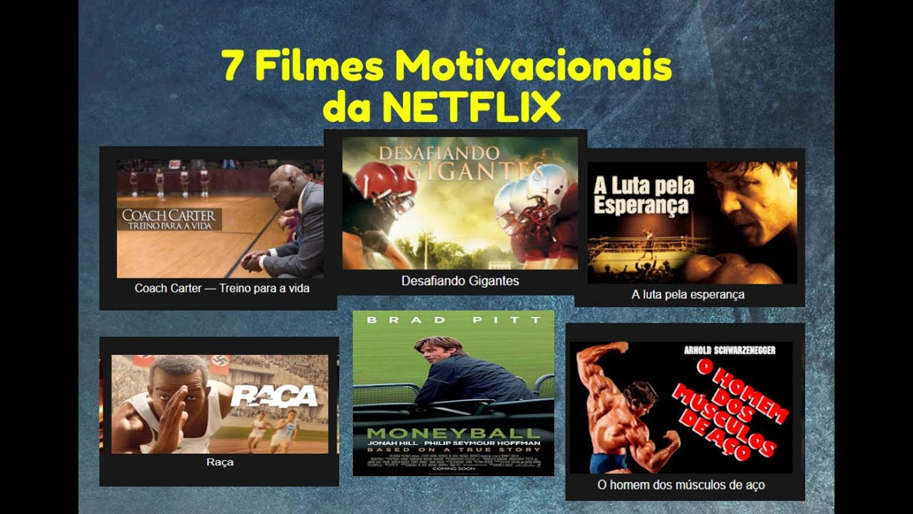 7 Filmes Da Netflix Motivacionais De Esportes Para Trabalhar Com Seus Alunos
