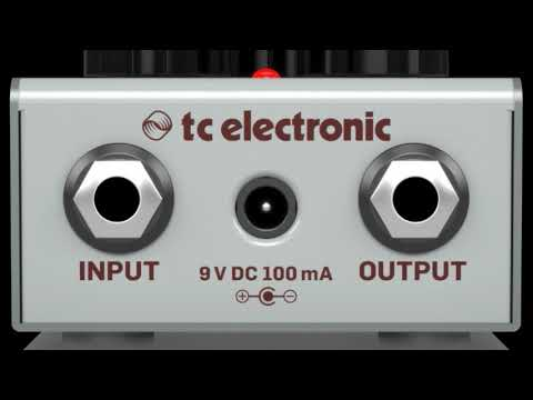 El Mocambo Overdrive TC Electronic Review