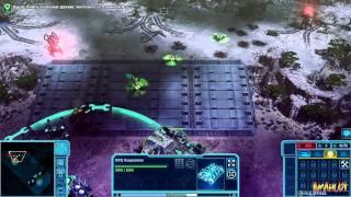 ▶ Command & Conquer 4: Tiberian Twilight - Геймплей [HD]
