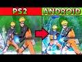 Todas as Versões de Naruto Shippuden Ultimate Ninja 5 (PS2, ANDROID, PC, PSP+Impact, PS3, PS4)