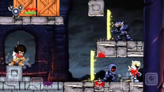 Прохождение игры Magic Rampage 13-15