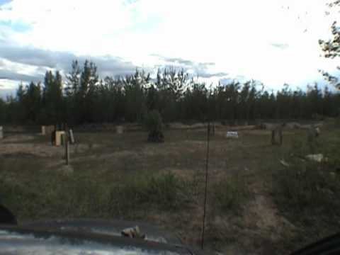 Paintball Training Camp Round 1 hay river reserve nt
