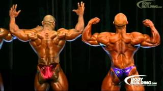 Arnold Classic 2012 - 4 Callout