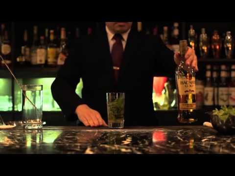 魔法をかけるカクテル モヒートMojito  Barの美学 barism