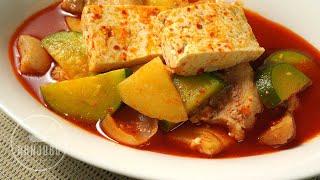 고추장찌개(짜글이) 만들기! | 간단한 요리 | Goc…