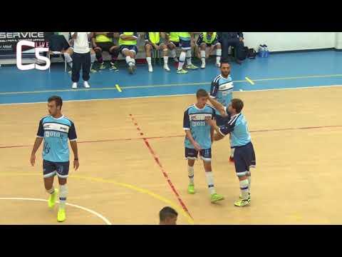 Calcio a 5, Serie C1-Coppa Italia: United Aprilia - Savio, highlights e interviste