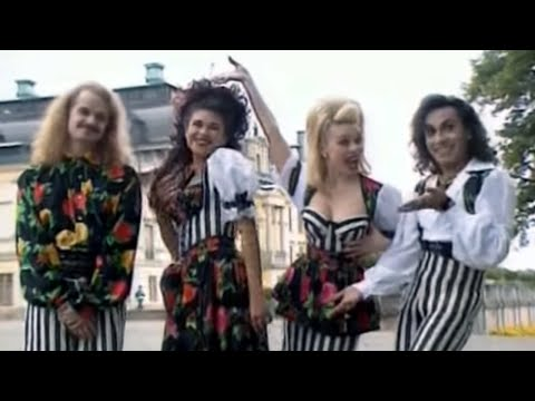 Army of Lovers on Eurotrash (TV Interview, UK, 1993)