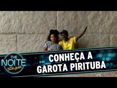 The Noite (15/03/16) - Garota De Pirituba