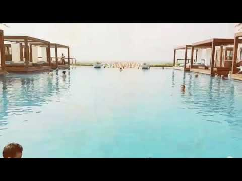 Abu Dhabi Saadiyat Beach Club retreat UAE