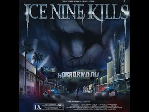 """Ice Nine Kills debut new single """"Hip To Be Scared"""" off """"The Silver Scream: Welcome To Horrorwood"""""""