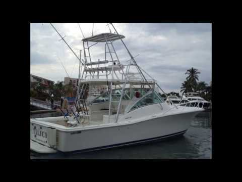 Puerto Vallarta Fishing Charter Luxury 36 Ft Luhrs Yacht For Up To 8 People