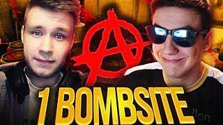 WALKA O BOMBSITE! Ci4sTkO vs peVor