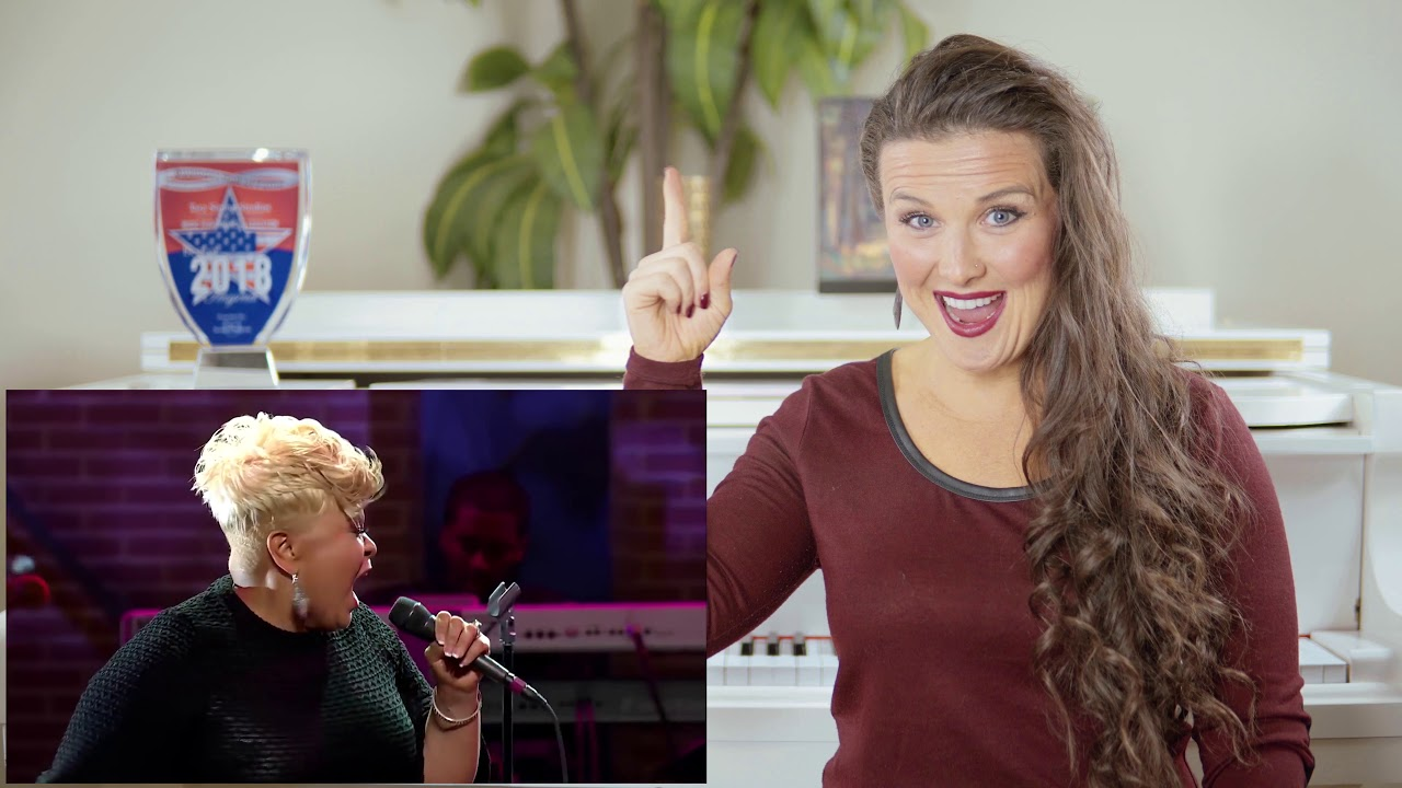 Vocal Coach Reacts to Tamela Mann - Change Me