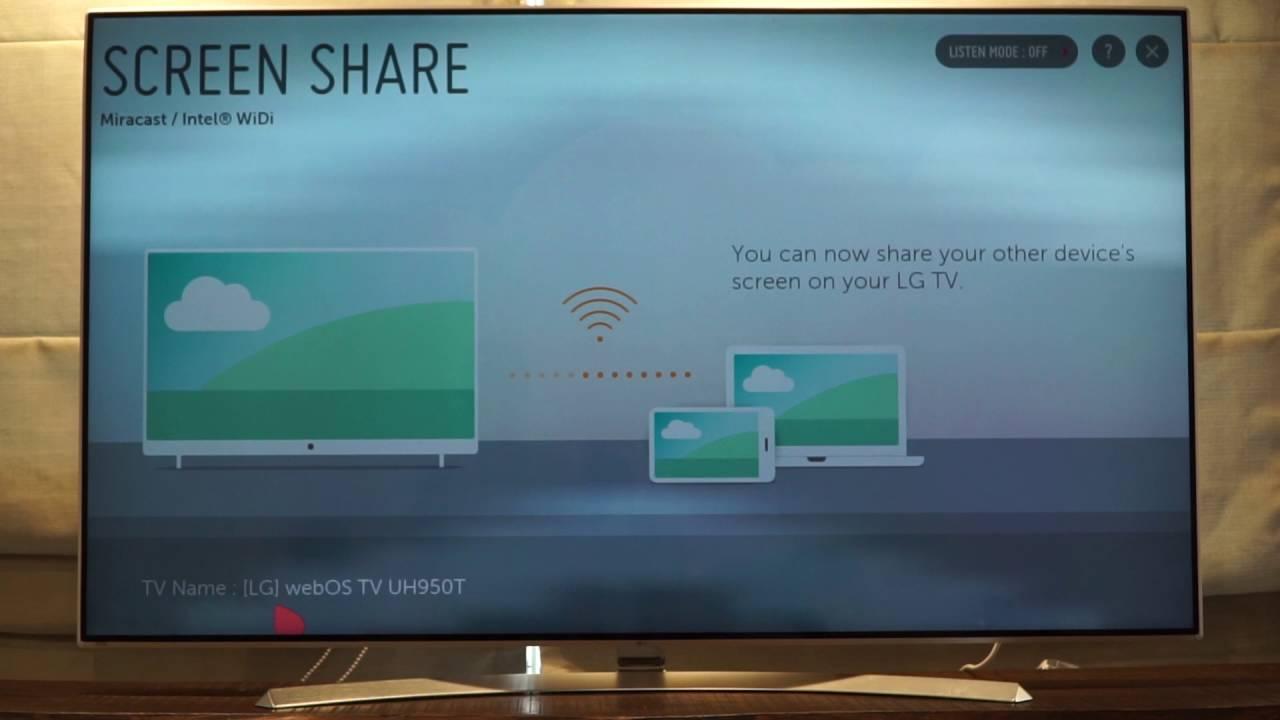 Tinhte.vn - Hướng dẫn sử dụng tính năng Miracast kết nối điện thoại với TV