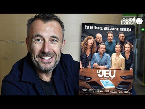 Fred Cavayé, Invité De Ouest-France Présente Son Nouveau Film : Le Jeu
