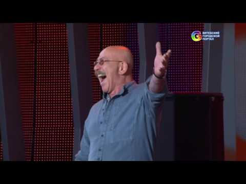 Александр Розенбаум поет вживую без микрофона Славянский базар в Витебске 2016