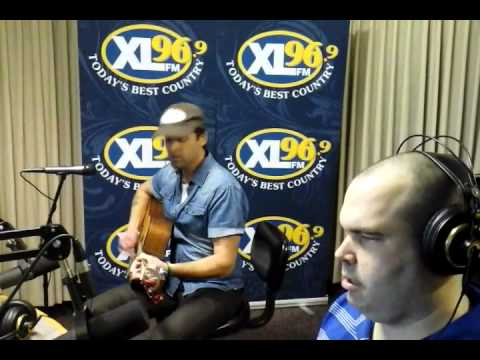 Dean Brody live @ XL Country 96.9 - Monterey
