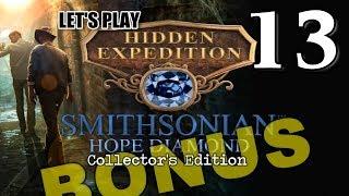 Hidden Expedition 6: Smithsonian Hope Diamond CE [13] w/YourGibs - BONUS CHAPTER 2/3