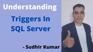 Triggers In SQL Server | SQL Interview questions and answers for freshers