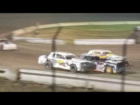 Wissota Street Stampede Feature 10/15/2016