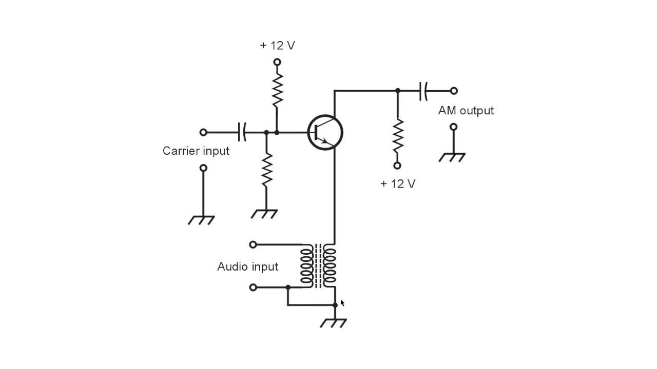 medium resolution of amplitude modulator components