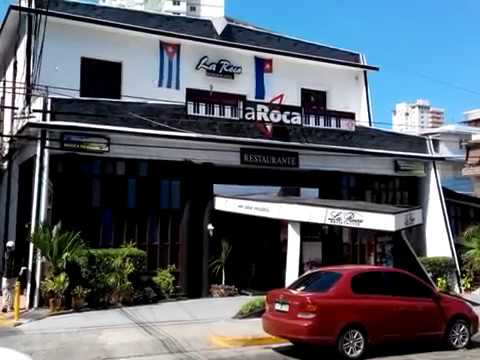 Restaurante la roca en la habana cuba youtube for Restaurante la roca