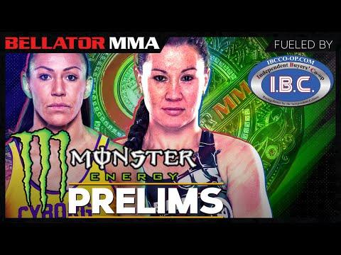 Monster Energy Prelims | Bellator 249: Cyborg vs. Blencowe