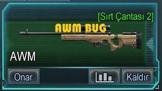 First Blood Gizli Özel Bilinmeyen AWM Bug'ı [Kapı Arkası Tek Atma Bug'ı]