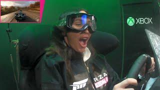 Megan Fox   Forza Season Simulator Challenge