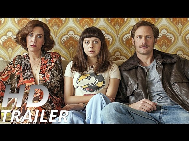 THE DIARY OF A TEENAGE GIRL | Trailer & Filmclips deutsch german [HD]