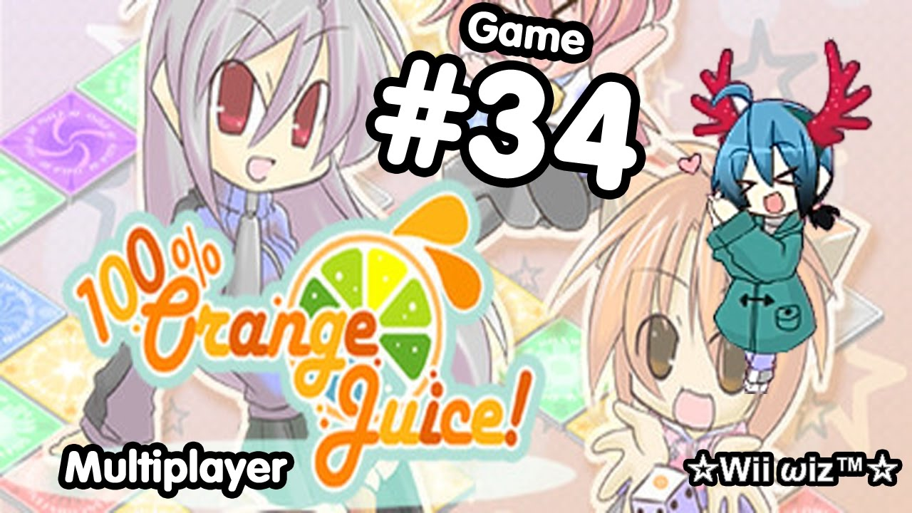 100% orange juice rule 34