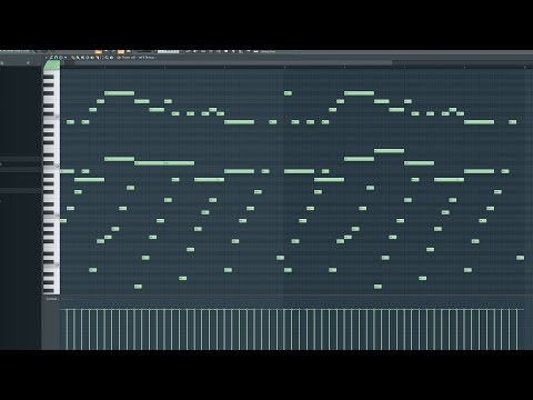 Fl Studio Tutorial: How To Make A Nice Melody