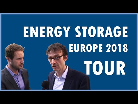 pv magazine Energy Storage Europe 2018 tour