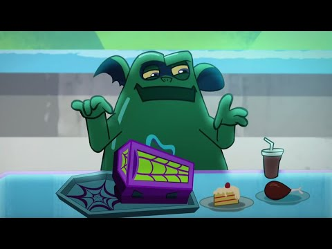 Meet The Ghouls - Creepeteria Chaos 💜Monster High™💜Cartoons for Kids