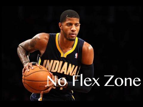 Paul George - No Flex Zone